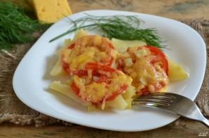 Вегетарианская запеканка из картофеля - фото шаг 7