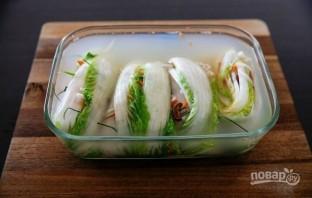 Кимчи без перца - фото шаг 4