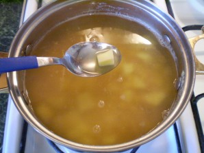 Гороховый суп на воде - фото шаг 8