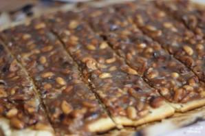 Карамельное печенье с арахисом - фото шаг 7