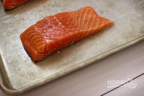 Рыба в белом соусе - фото шаг 2