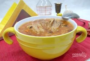 "Классический суп ""Харчо"" - фото шаг 8"