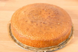 Холодный торт с желатином - фото шаг 1