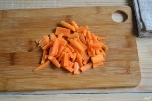 Фаршированные кабачки в духовке - фото шаг 3