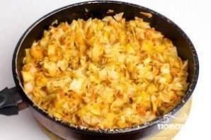 Овощное рагу с картофелем и капустой - фото шаг 10