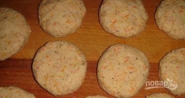 Котлеты из тыквы с картофелем - фото шаг 4