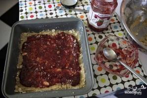 Ягодный пирог с миндалем - фото шаг 5