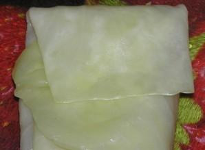 Шницель капустный с сыром - фото шаг 4