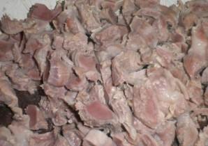 Салат из пупков куриных - фото шаг 4