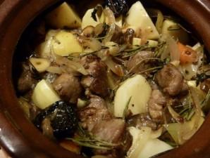 Рагу из баранины с картошкой - фото шаг 5