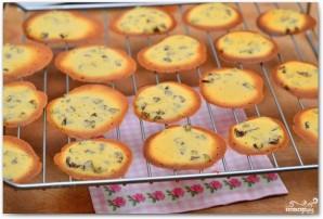 Печенье с ромом и изюмом - фото шаг 8