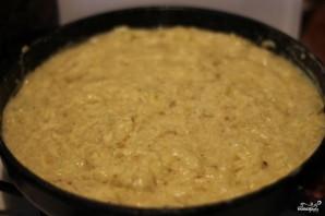 Рисовая запеканка с цветной капустой и сыром - фото шаг 6