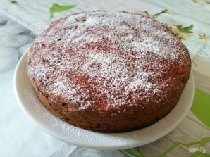 Свекольный кекс с черносливом - фото шаг 8
