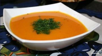 Суп из тыквы для похудения - фото шаг 6