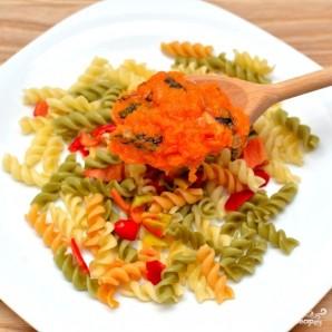 Тыквенный соус к макаронам - фото шаг 8