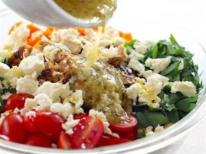 Салат из куриного мяса - фото шаг 9