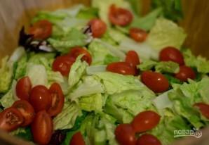Салат из грудок - фото шаг 2