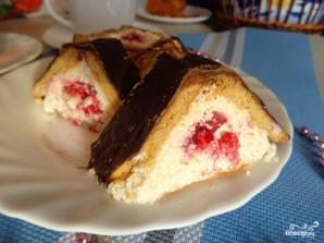 Десерт из печенья и творога - фото шаг 10