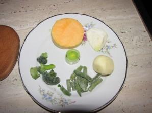 Овощное пюре для грудничка - фото шаг 1