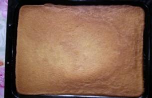 Бисквитное тесто для рулета - фото шаг 3
