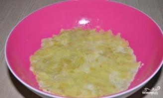 Салат с курицей и солеными огурцами - фото шаг 2