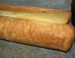 Малиновый бисквит - фото шаг 5