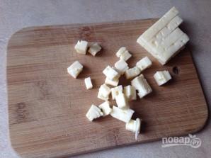 Салат с кальмарами и сыром - фото шаг 3