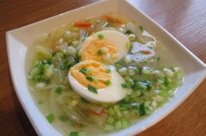 Суп из баранины с капустой - фото шаг 5