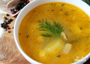 Манный суп - фото шаг 7