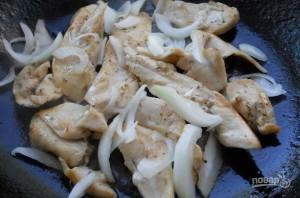 Белое мясо курицы - фото шаг 2