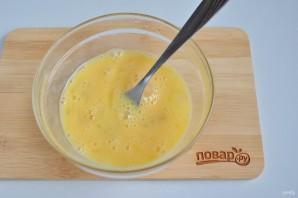 Грибной суп с рисом и яйцом - фото шаг 8