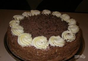 "Торт ""Вишенка"" - фото шаг 6"