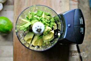 Заправка для салатов из авокадо - фото шаг 3