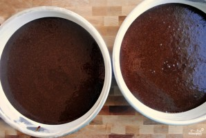 Кофейный торт - фото шаг 9