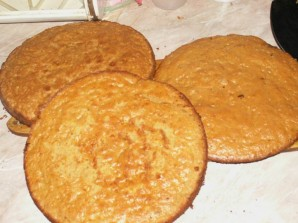 """Торт """"Лимонник"""" - фото шаг 1"""