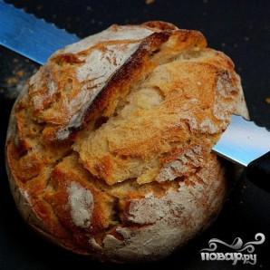Хлеб фаршированный трюфелем - фото шаг 1