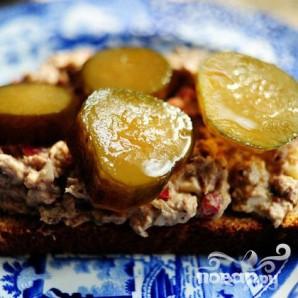 Мясной Сэндвич - фото шаг 9