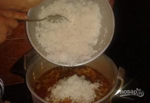 Салат на зиму с рисом - фото шаг 8