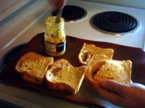 Бутерброды Ростбиф Азиаго - фото шаг 4