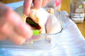 Курица запеченная по-мексикански - фото шаг 4
