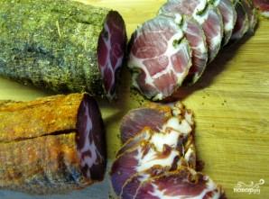 Испанское мясо вяленое - фото шаг 7