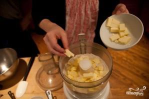 Пирог с грушами и яблоками - фото шаг 2
