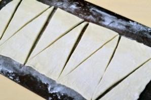 Круассаны с ветчиной и сыром - фото шаг 3