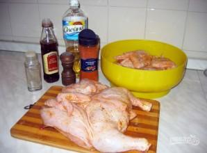 Курица-гриль в аэрогриле - фото шаг 1
