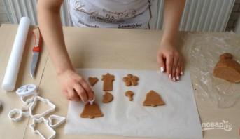 Домашнее имбирное печенье - фото шаг 11