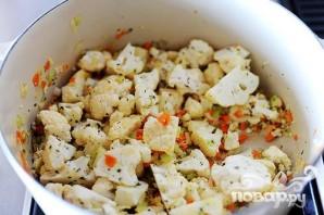 Суп из цветной капусты - фото шаг 2
