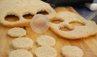 Канапе с сыром дор блю - фото шаг 5
