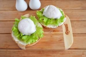 Бутерброд с яйцом (мастер класс) - фото шаг 6