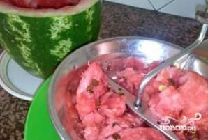 Десерт из арбуза - фото шаг 1