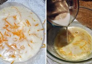 Ромовый кекс с изюмом - фото шаг 3